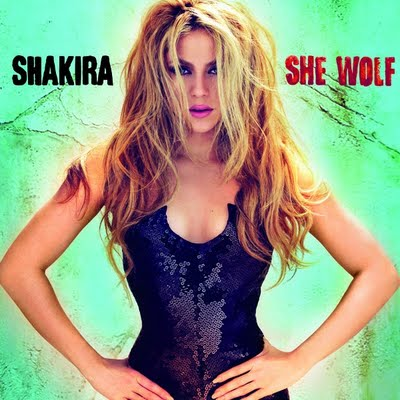 shakira-shewolf-cover