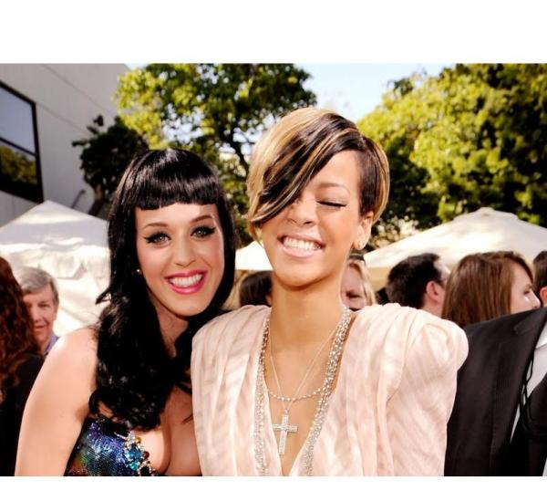 rihanna katy perry