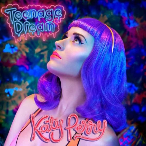 Katy Perry Teenage Dream Recensione