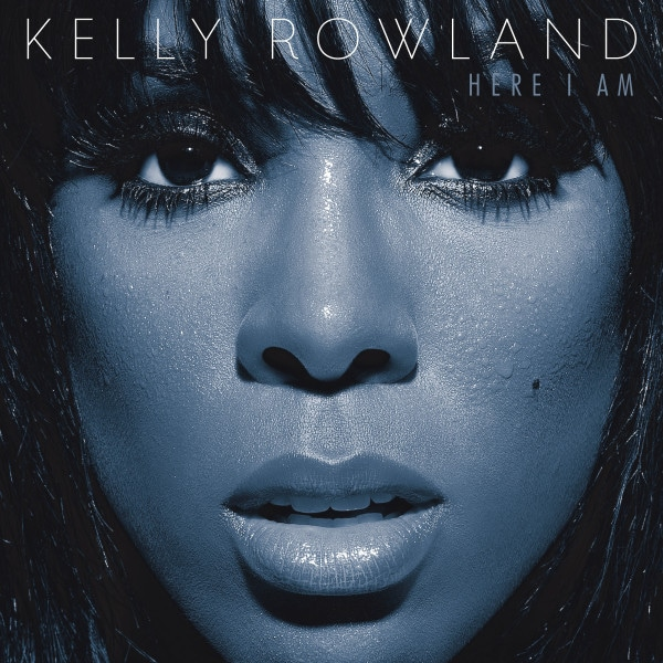 Copertina Here I Am Kelly Rowland