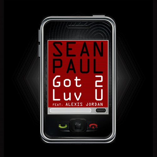 sean paul got 2 luv u 500x500 Sean Paul ft. Alexis Jordan   Got 2 Luv U (primo singolo)