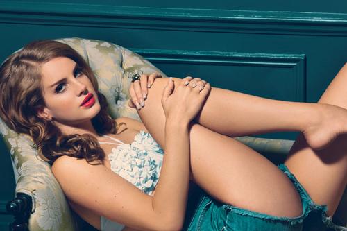 lana del rey1 Lana Del Rey   National Anthem (snippet)