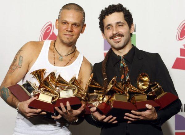 Calle 13 Latin Grammy