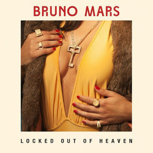 bruno mars locked out of heaven Classifica Singoli Americana: Bruno Mars ancora in vetta