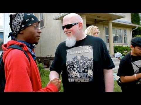 Video thumbnail for youtube video Brother Ali - Work everyday (video premiere)