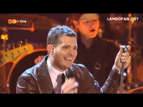 Video thumbnail for youtube video Michael Buble canta It's A Beautiful Day a Wetten Dass