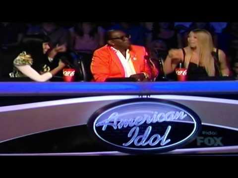 Video thumbnail for youtube video Mariah Carey vs. Nicki Minaj: nuovo scontro ad American Idol