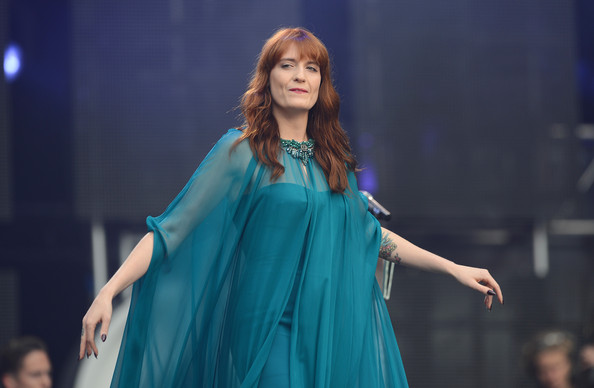 Florence+Welch+Show+Chime+Change+Sound+Change+tfmFCRhqtSvl