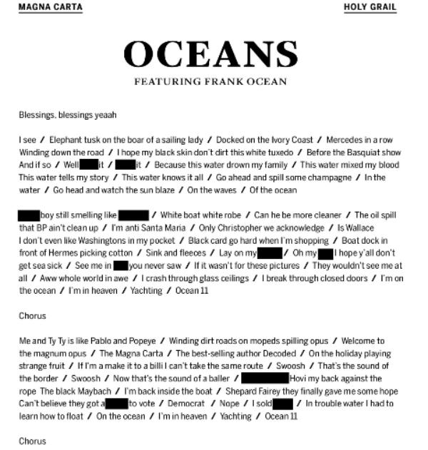 JAY-Z-Frank-Ocean-Oceans-Lyrics
