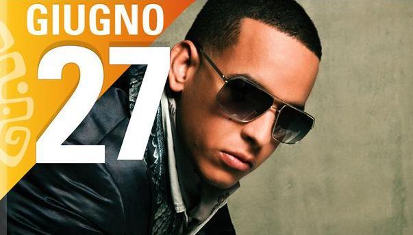 Daddy Yankee a Latinoamericando 2013