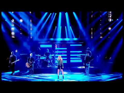 Video thumbnail for youtube video Avril Lavigne canta Here's To Never Growing Up a The Voice UK