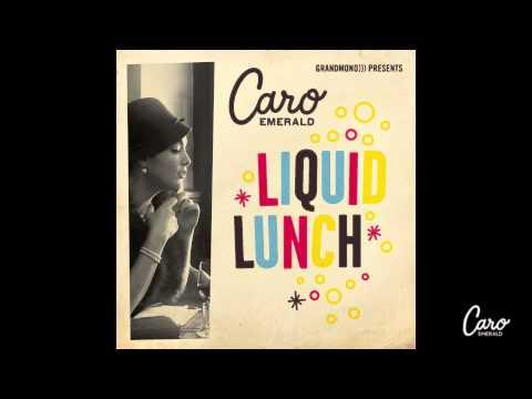 Video thumbnail for youtube video Caro Emerald - Liquid Lunch   secondo singolo