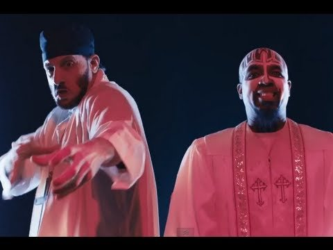Video thumbnail for youtube video R.A. The Rugged Man ft. Tech N9ne & Krizz Kaliko - Holla-loo-yuh   video premiere