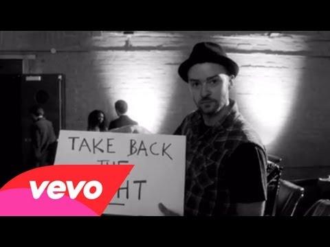 Video thumbnail for youtube video Justin Timberlake - Take Back The Night   primo singolo