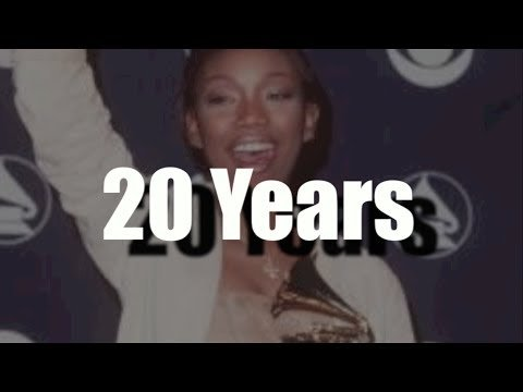 Video thumbnail for youtube video Missy Elliott, Jessie J, Kelly Rowland ed altri fanno gli auguri a Brandy per i 20 anni nel musicbiz