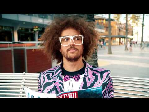 Video thumbnail for youtube video Redfoo – Let's Get Ridiculous   video premiere