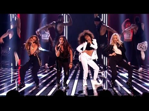Video thumbnail for youtube video Le Little Mix cantano Move ad X Factor UK