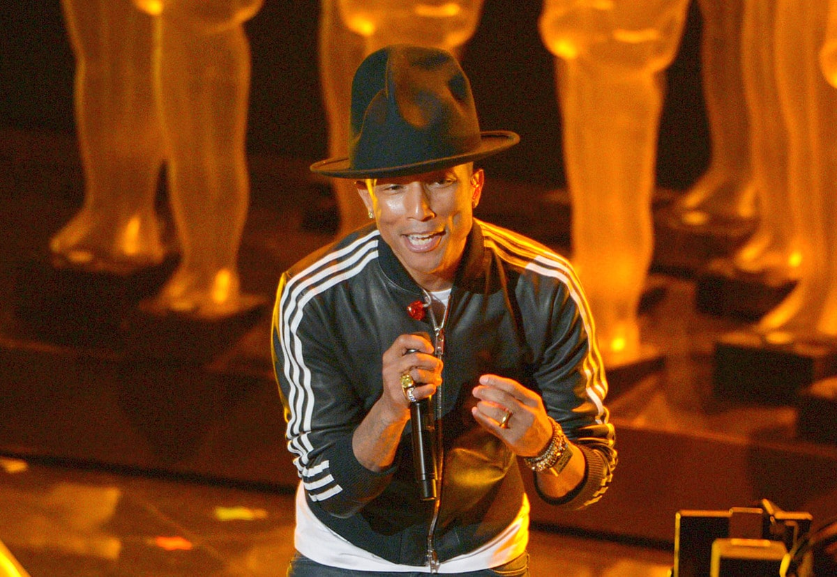 Photo of Pharrell canta Freedom da Jimmy Fallon