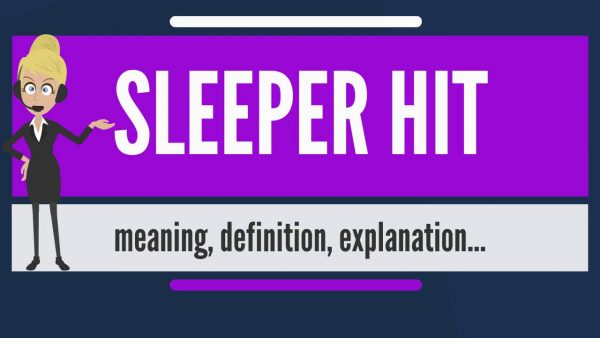 sleeper hit
