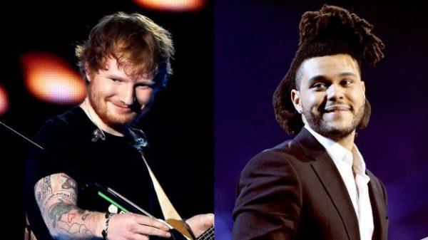070615-Music-Ed-Sheeran-The-Weeknd