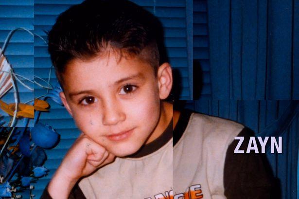 Zayn-Malik-As-A-Child