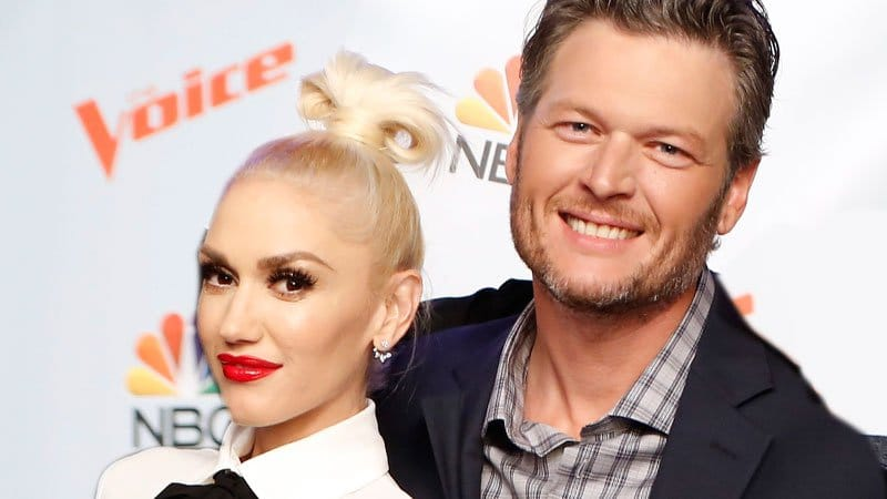 Photo of Blake Shelton ft Gwen Stefani – Go Ahead and Break My Heart| live The Voice