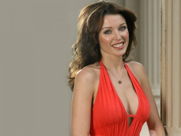 dannii-minogue-wallpaper-hot-red-dress