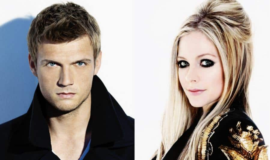 nick-carter-avril-lavigne-get-over-me-leak
