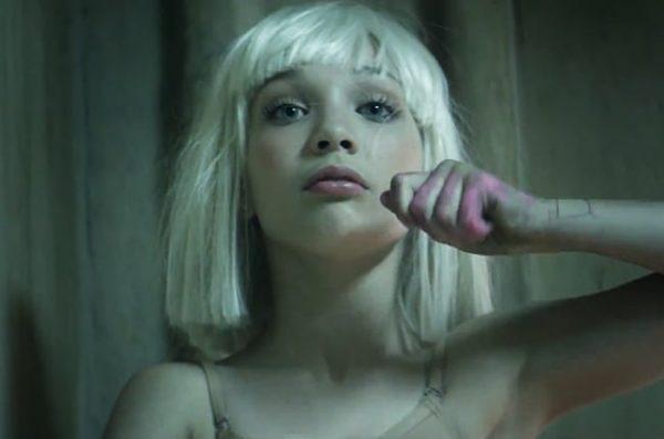 Chandelier Sia video