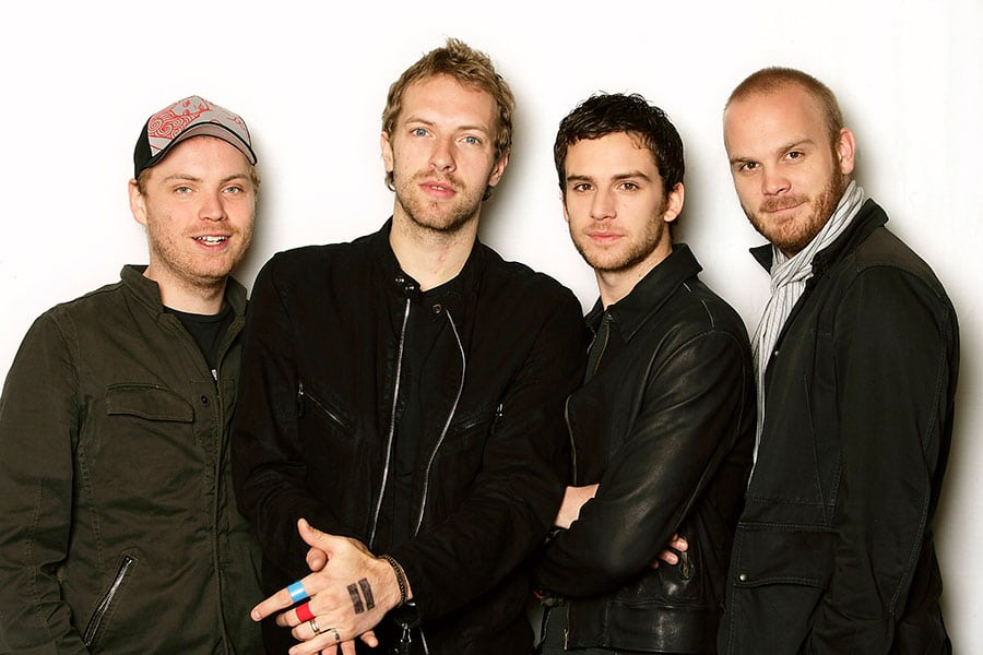 Coldplay Up Up Video Premiere