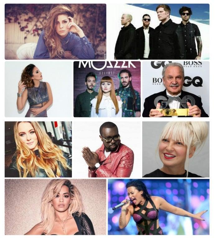 Photo of Le migliori canzoni del 2015: Top 10 personale (Massimo)