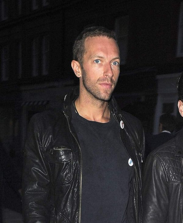 Chris Martin and Emily Blunt among celebrities spotted at Chiltern Firehouse Featuring: Chris Martin Where: London, United Kingdom When: 23 May 2014 Credit: WENN.com