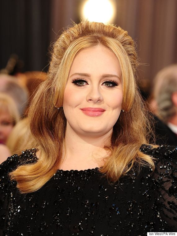File photo dated 2/02/13 of Adele who will join Graham Norton for a world-exclusive TV special, performing classic tracks and songs from her new album 25.