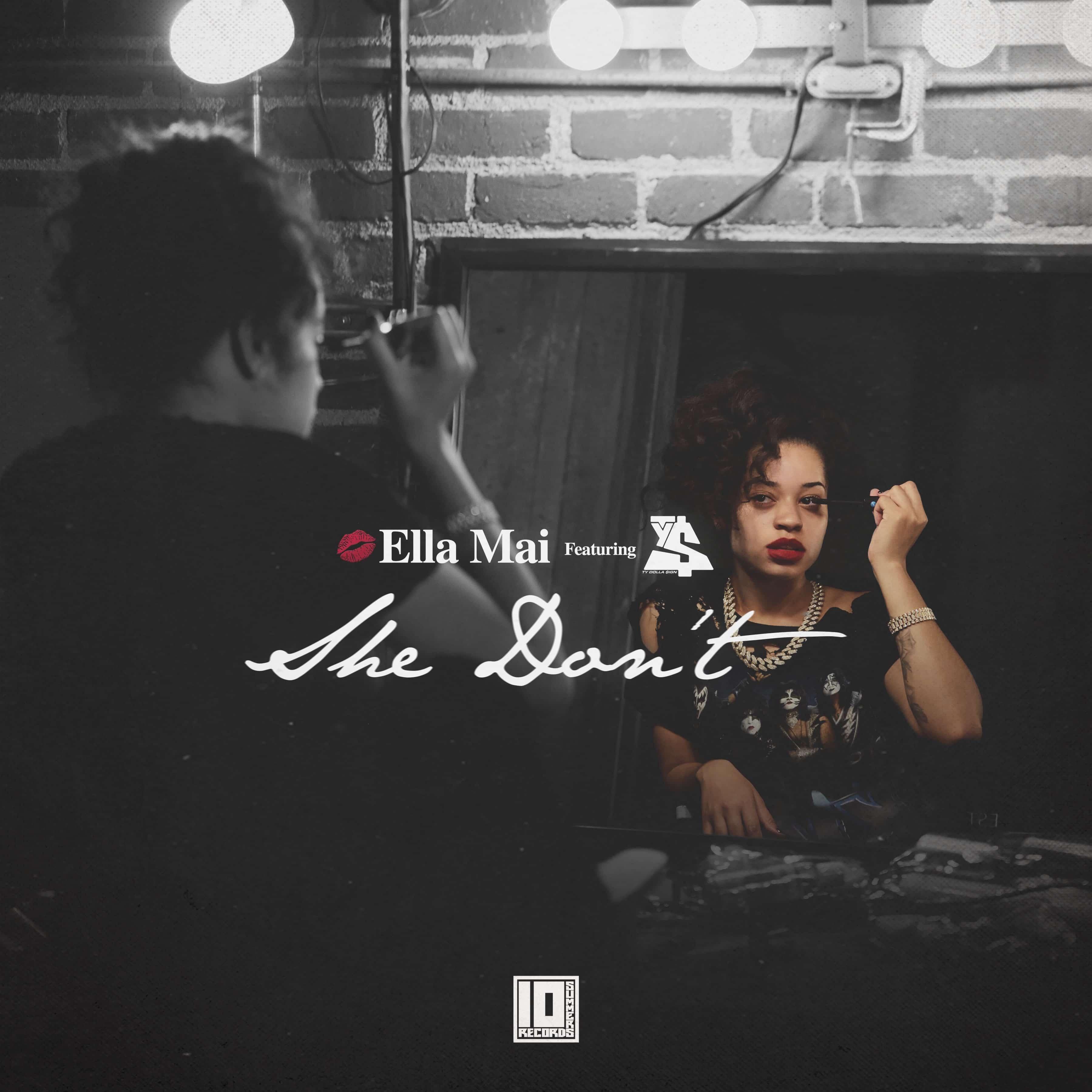 Photo of Ella Mai feat TyDollaSign – She Don't | debut single, prod. by DJ Mustard