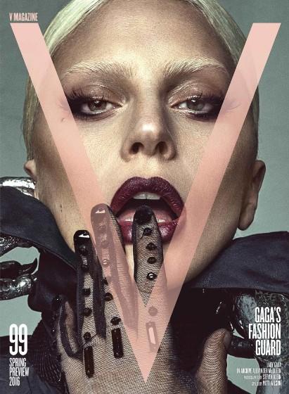 Lady-Gaga-V-Magazine-99-Glove-411x560