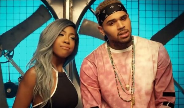 Sevyn Streeter feat Chris Brown – It Won't Stop