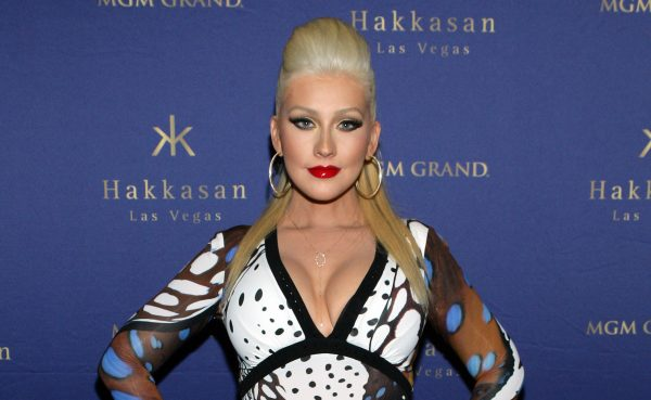 Christina Aguilera hosts the 2nd Year Anniversary of Hakkasan Nightclub, inside MGM Grand Hotel & Casino Featuring: Christina Aguilera Where: Arlington, Texas, United States When: 17 Apr 2015 Credit: Judy Eddy/WENN.com