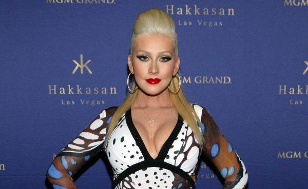 Christina Aguilera hosts the 2nd Year Anniversary of Hakkasan Nightclub, inside MGM Grand Hotel & Casino Featuring: Christina Aguilera Where: Arlington, Texas, United States When: 17 Apr 2015 Credit: Judy Eddy/WENN.com