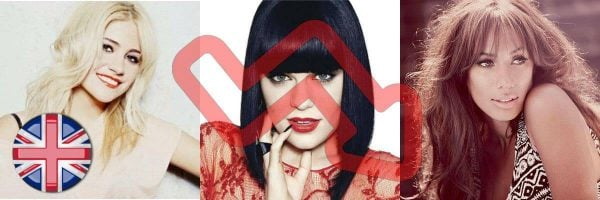 10 Artisti FLOP Inglesi Album