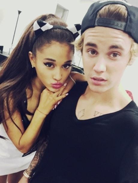 Justin-Bieber-Ariana-Grande