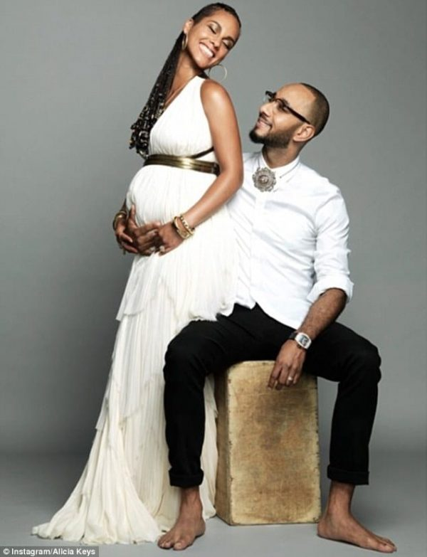 Alicia Keys e Swizz Beatz