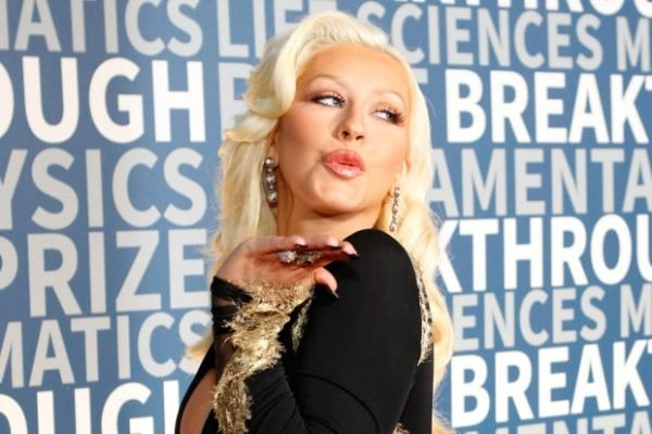 MOUNTAIN VIEW, CA - NOVEMBER 08: Singer/songwriter Christina Aguilera attends the 2016 Breakthrough Prize Ceremony on November 8, 2015 in Mountain View, California. (Photo by Kimberly White/Getty Images for Breakthrough Prize)