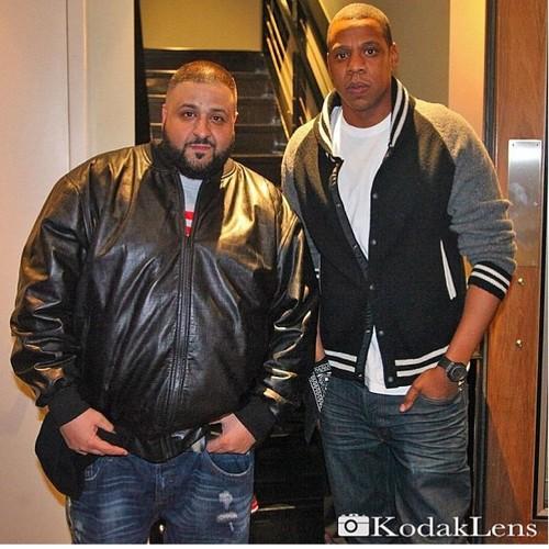 Photo of DJ Khaled firma per la Roc Nation di Jay-Z!