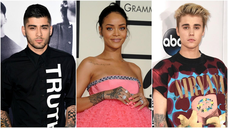 Photo of Classifica Singoli Mondiale: Bieber resta alla vetta ma Rihanna sale ancora