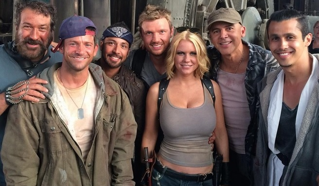 "Photo of Backstreet Boys e *NSYNC uniti per ""Dead 7"", ossia… un film sugli zombie!"