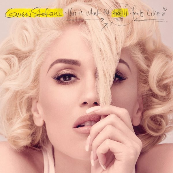Gwen Stefani - This Is What The Truth Feels Like (Album Cover)