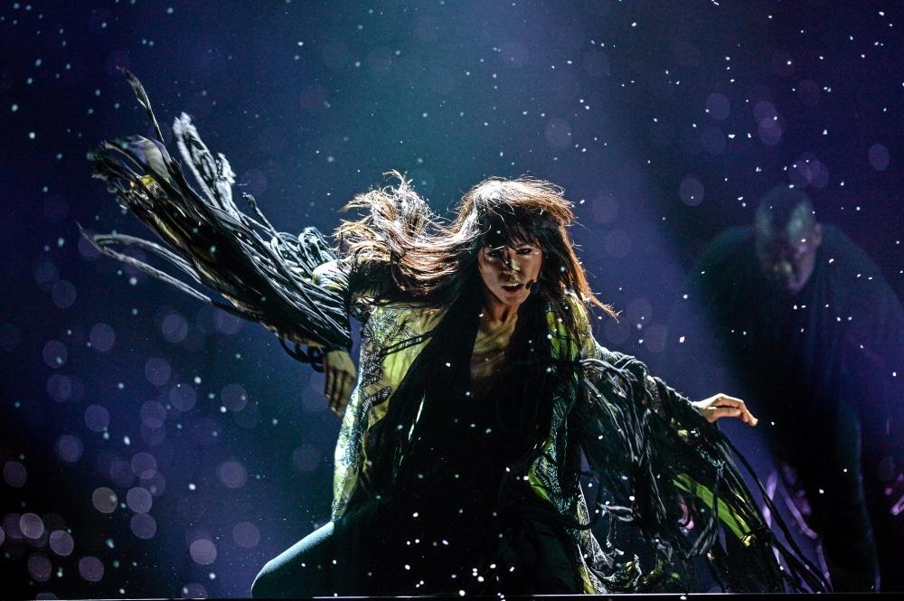 Loreen-Eurovision
