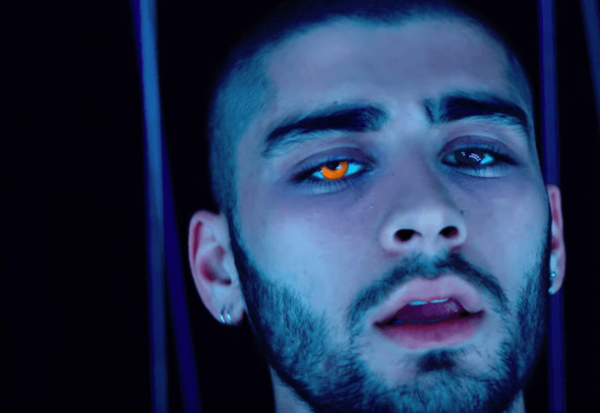 Orange-Eyed-Zayn-Malik-Releases-If-I-Would-Video