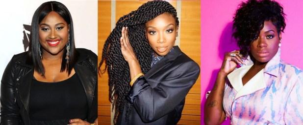 Photo of OMG! Brandy, Fantasia e Jazmine Sullivan insieme per una canzone?
