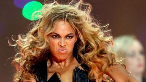Angry-Beyonce